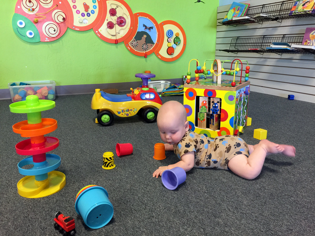 Indoor Play Area Playtime Oasis in Scottsdale
