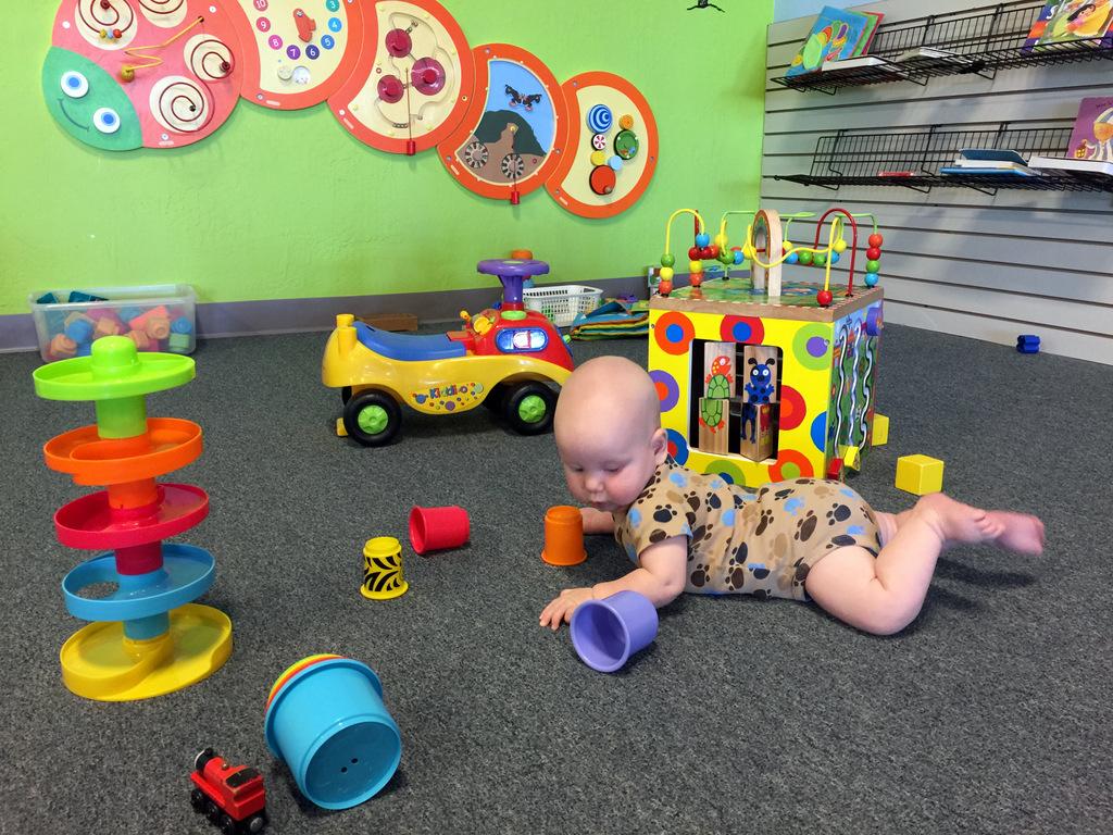 Indoor Play Area Playtime Oasis in Scottsdale