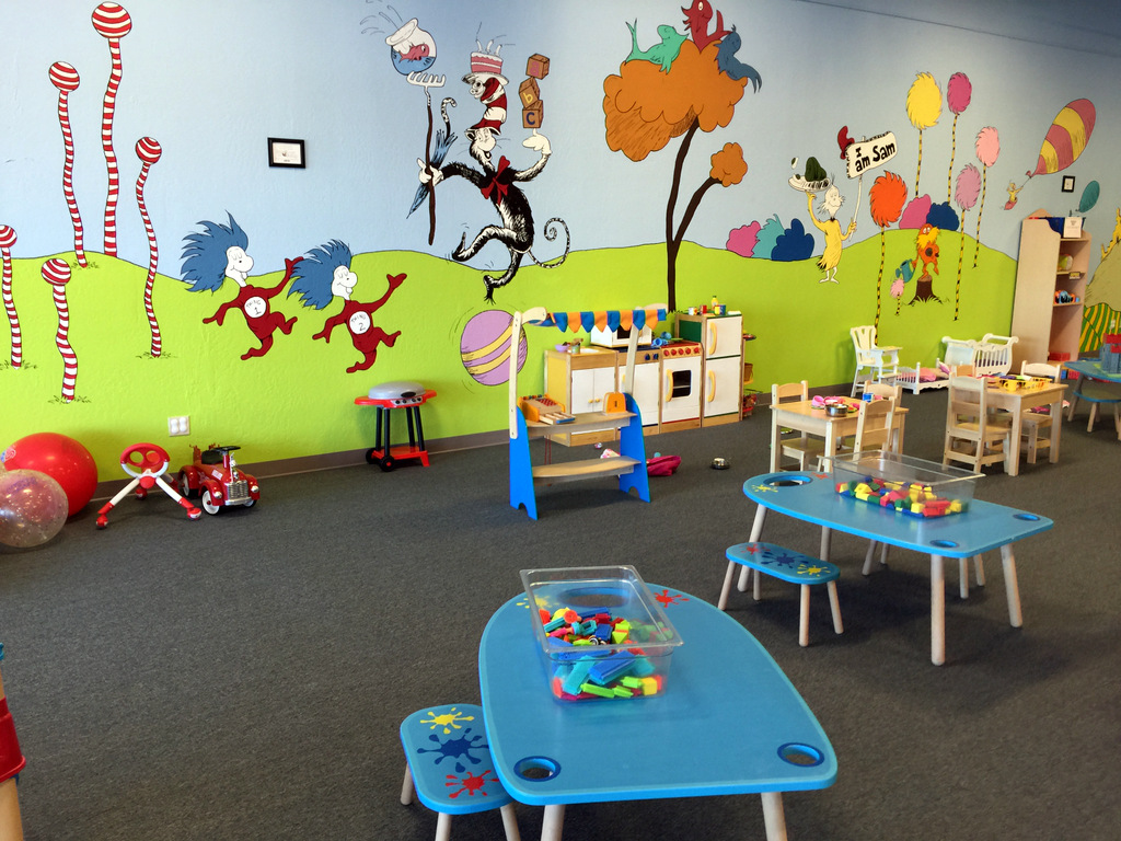 Scottsdale indoor play area playtime oasis things to do for Indoor playground design ideas