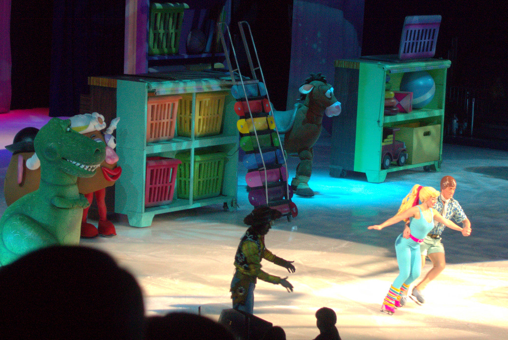 disney on ice phoenix arizona