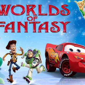 disney on ice worlds of fantasy review