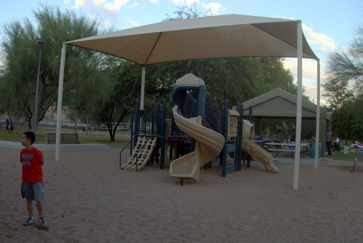 Horizon Park in Scottsdale Play Area for Kids