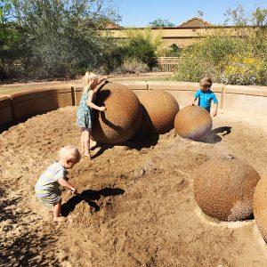 Florence-Ely-Nelson-Desert-Park-Playground