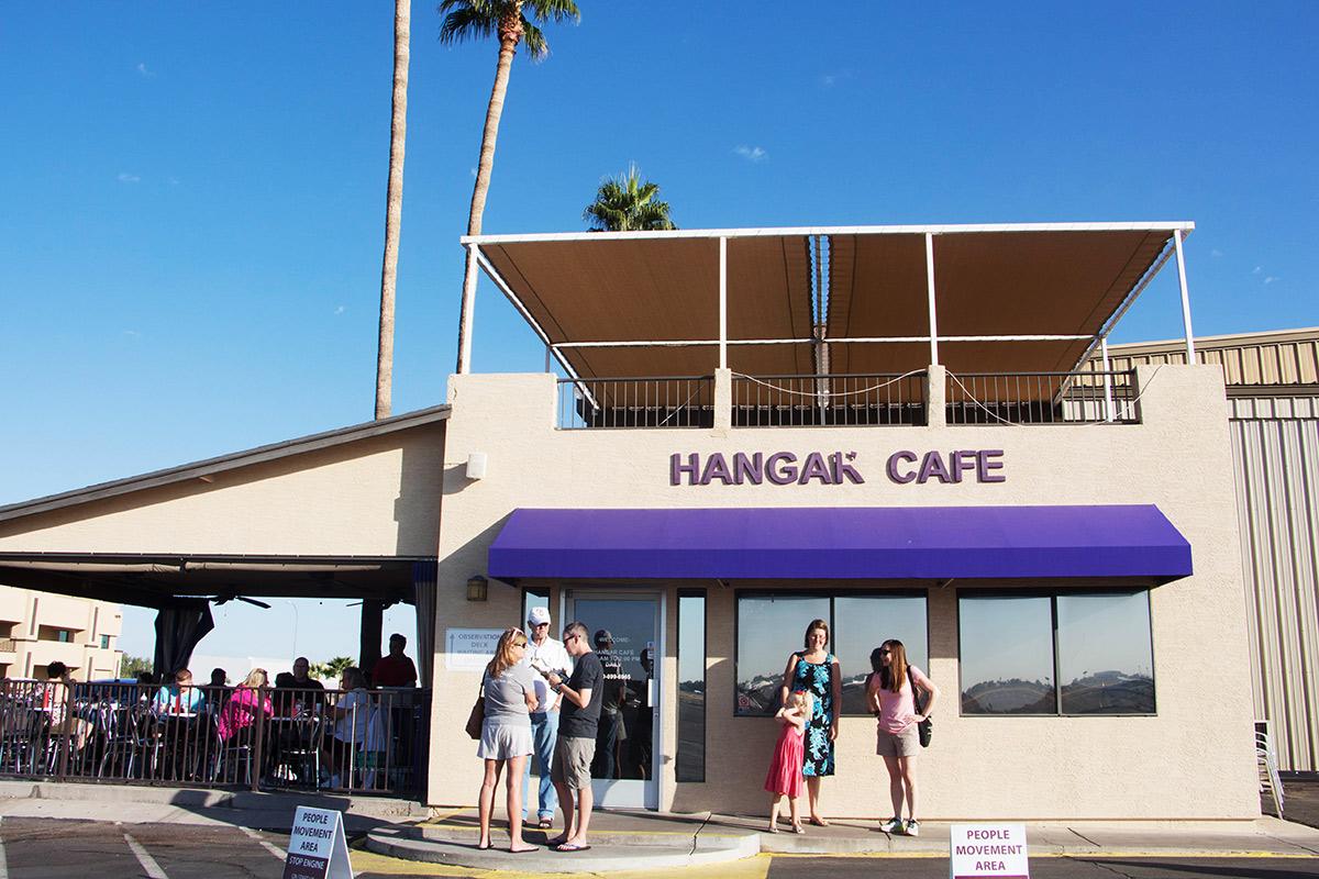 Hangar Cafe Chandler Az Hours