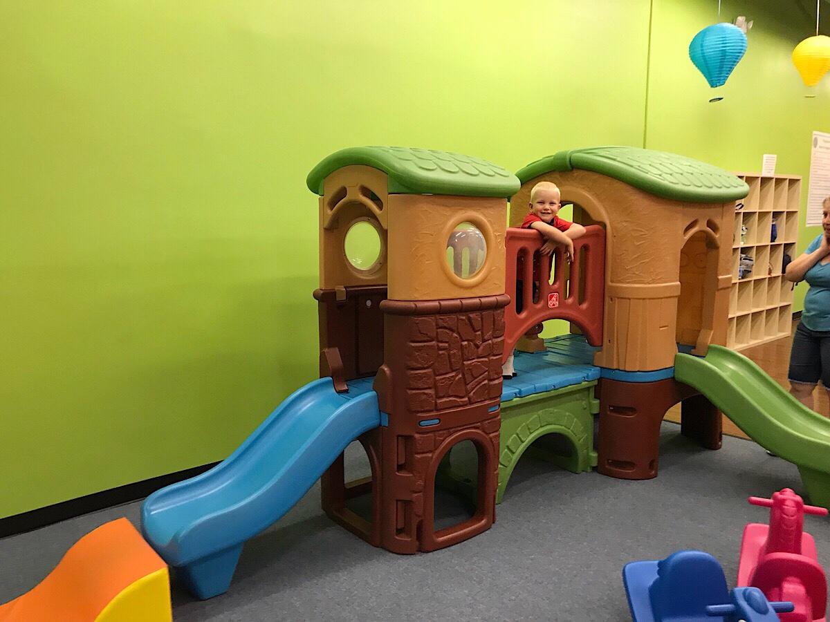 Ready, Set, Play! Indoor Playground - Phoenix With Kids