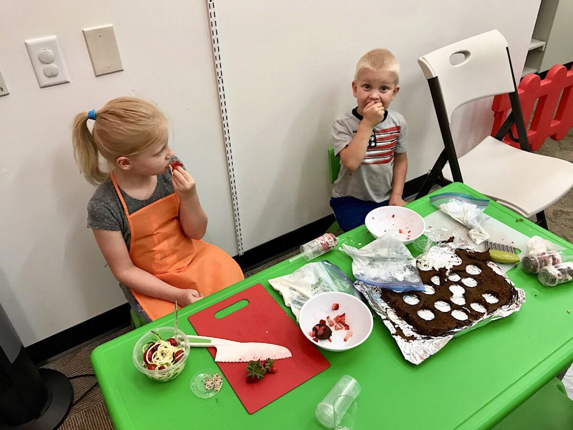 Toddler Test Kitchen in Phoenix - Phoenix With Kids